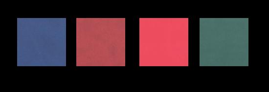 Culori agende personalizate 2016