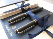 Truse de scris Waterman personalizate si ambalate in cutie cadou eleganta