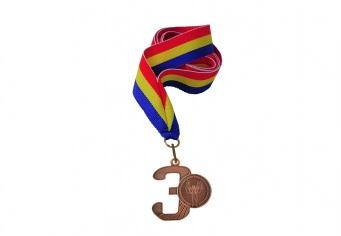 Medalie bronz loc 3