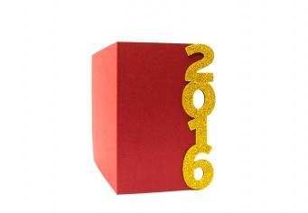 Felicitare Business Anul Nou 2016