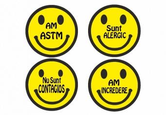 Insigne Anti Etichetare