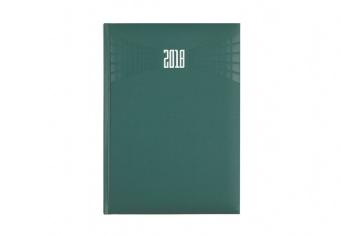 Agenda personalizata 2018 verde