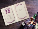 Interior invitatie carticica
