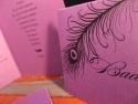 Detaliu imprimare pana de paun