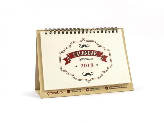 Calendar birou motivational