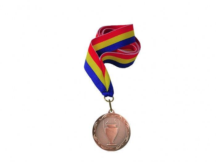 Medalie bronz Simbol Cupa