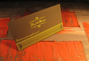 Card masa nume nunta